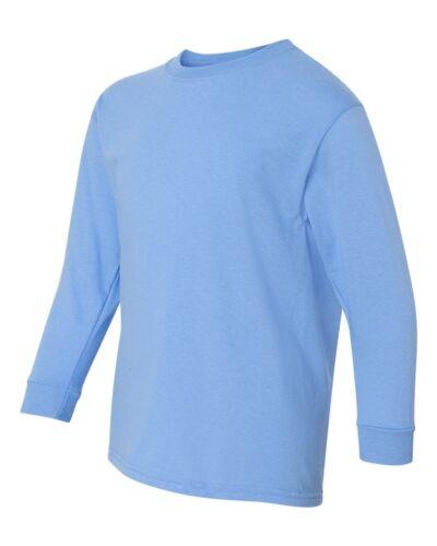 Gildan Youth Long-Sleeve T-Shirt-G540B