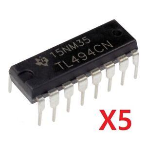 Contador binario Circuito Integrado CD4060BE DIP 16 Pack De 5 Unidades