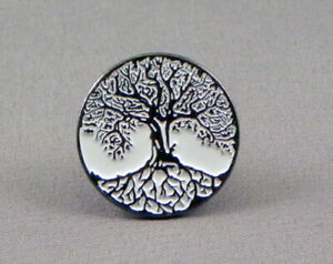 Tree of Life Pin Badges