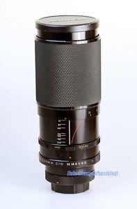 Soligor 70-220 mm 3,5 lichtstarkes Zoom Objektiv, Canon FD Bajonett 0515