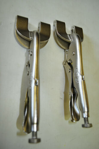 """Vise Grip Locking Pliers Panel Clamp 9/"""" Long,Jaw Opening 3//8/""""IRWIN 9AC Qt 2ea"""