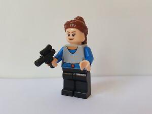 Genuine-Lego-Star-Clone-Wars-Padme-Naberrie-figura-Minifigura-ref21678-Minifig