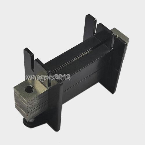 Plastique Bobine Fil Bobine frame w Silicon Acier Pour Amplificateur Crossover Inducteur