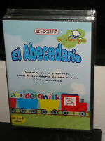 El Abecedario (dvd) Spanish Languthis Spanish Language Kidzup Dvd Brand