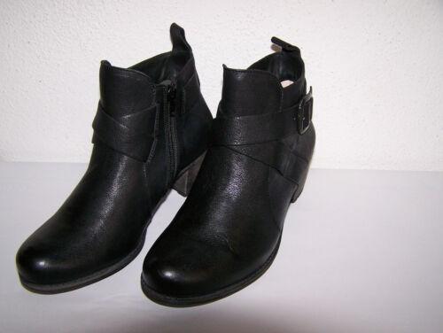 Boots Modell Denga Stiefel schwarz rustic Think THINK Papiertüte