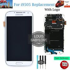 For Samsung Galaxy S4 i9505 LCD Digitizer Touch Display Screen Replacement White
