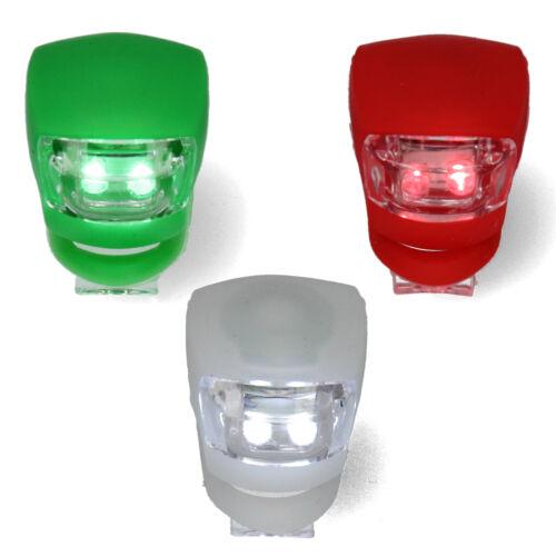 Notfall LED Navigationslichterset Navigationslaternenset Navigationslaterne