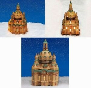 Dresden Dresden Church Of Our Lady Light G Wurm Lichthaus Series