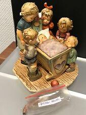 """Hummel Figur 574 """" Das Nesthäkchen """" 18,5 cm Erste Wahl !! Defekt !!!"""