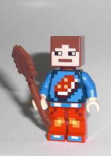 LEGO Minecraft Skin Pack 1 - Figur 4 - Minifig Creeper Steve Alex Hülle 853609