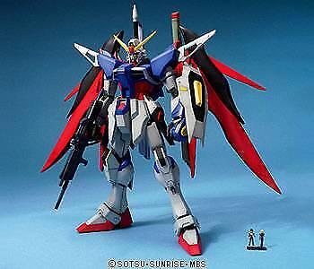 Gundam Destiny GUNPLA MG Master Grade 1 100 BANDAI