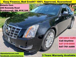 2012 Cadillac CTS CTS Sedan