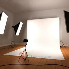 1.8*2.7m White Anti-wrinkle Backgrounds Backdrop for Photo Studio Photography