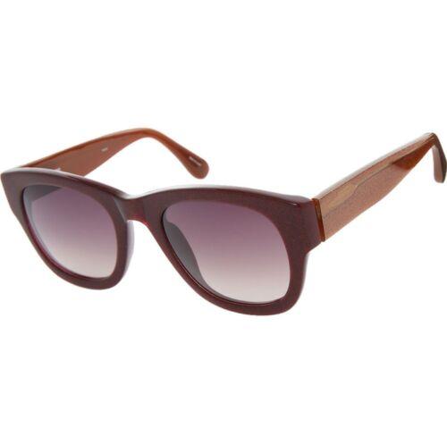 MARKUS LUPFER  Red Glitter Preppy Sunglasses 100/% AUTHENTIC