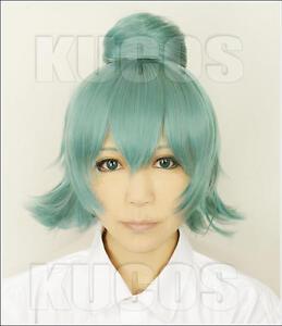 Anime-Tokyo-Ghoul-Eto-Takatsuki-Sen-Green-Ombre-With-Bun-Cosplay-Hair-Wig-E132
