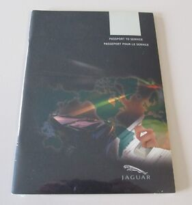 2005 05 jaguar xj xk x type owners manual passport to service new in rh ebay com 2005 jaguar s-type service manual 2005 jaguar s type owners handbook