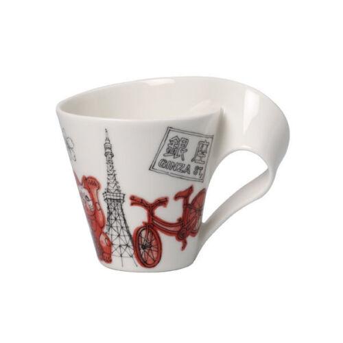 Villeroy /& Boch Newwave Latte Tokyo Tasse Avec Henkel 0,25 L 1 choix porcelaine