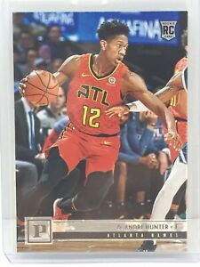 2019-20-Panini-Chronicles-108-DeAndre-Hunter-RC-Rookie-Atlanta-Hawks