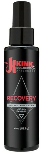 Kink After Care Recovery 4 fl. Oz. Cream