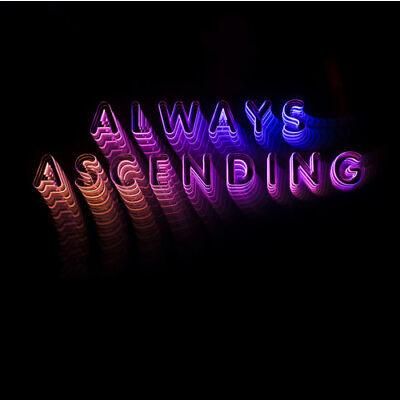 Franz Ferdinand : Always Ascending CD (2018) ***NEW***