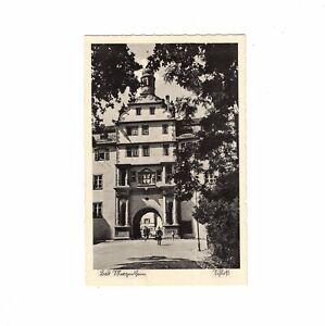 AK-Ansichtskarte-Bad-Mergentheim-Schloss
