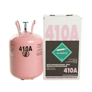 Details about (1) R410A 25 lb new factory sealed We ship our refrigerant  legally!! SAME DAY!!