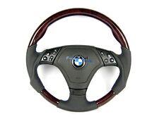 BMW E46 98-99 3 Series Sport Steering Wheel Walnut Wood