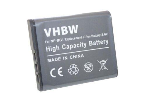 Batería para SONY CYBERSHOT DSC-W40 W50 W55 W115 ACCU