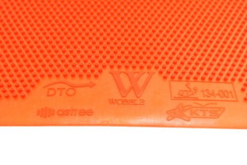 KTS WOBBLE OX Long Pimples Table Tennis Cover Table Tennis Rubber