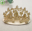Christmas Claus Pendant Supplies DIY Santa Table Decor Marry Home Wooden Xmas