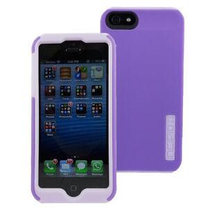 Nuevo-Incipio-Silicon-y-Acrilico-Tapa-Dura-Doble-Funda-Ultrafina-para-Iphone-5