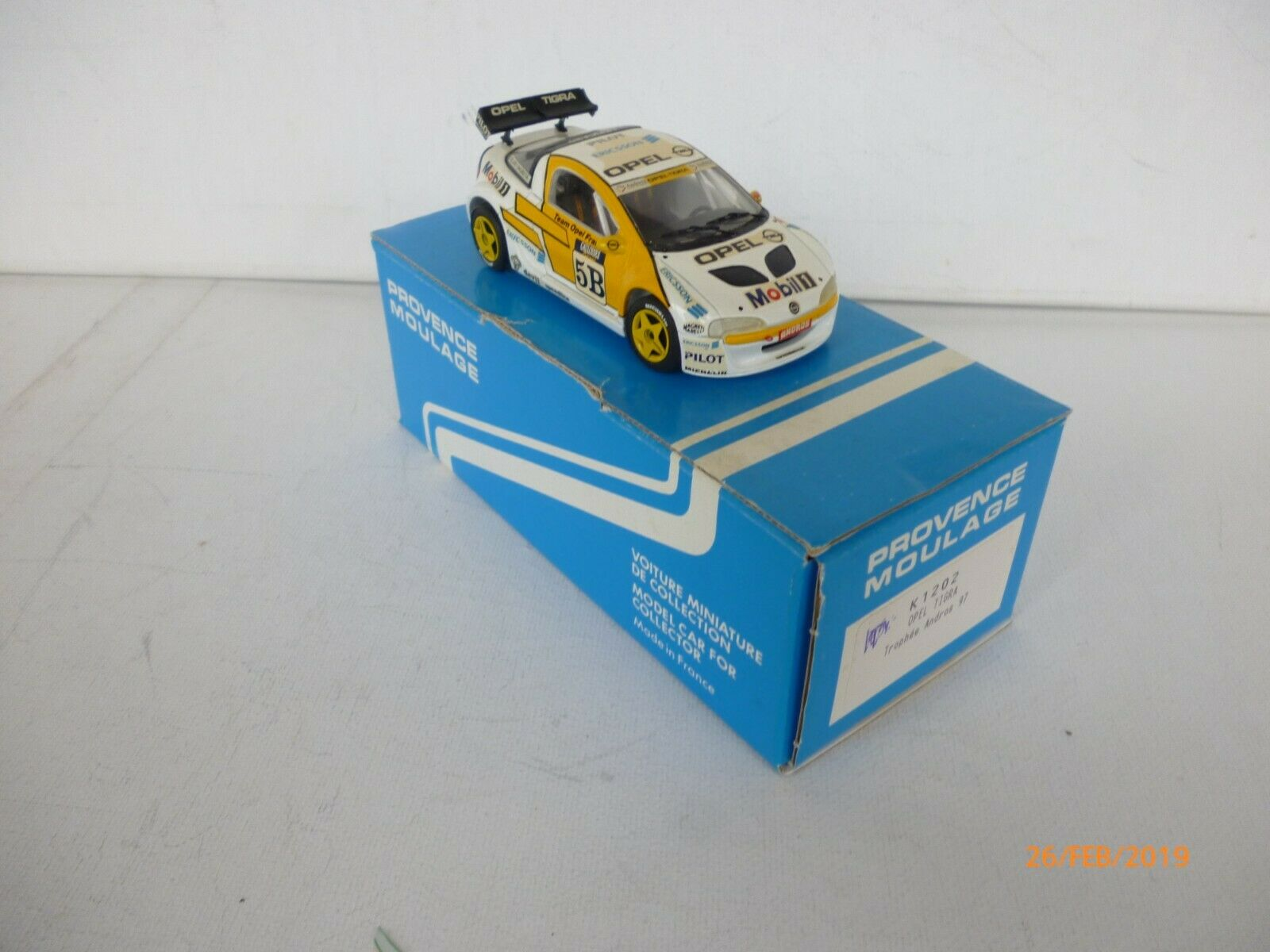 PROVENCE MOULAGE  KIT OPEL TIGRA MULLER - ANDROS 97 - 1 43 - IN BOX