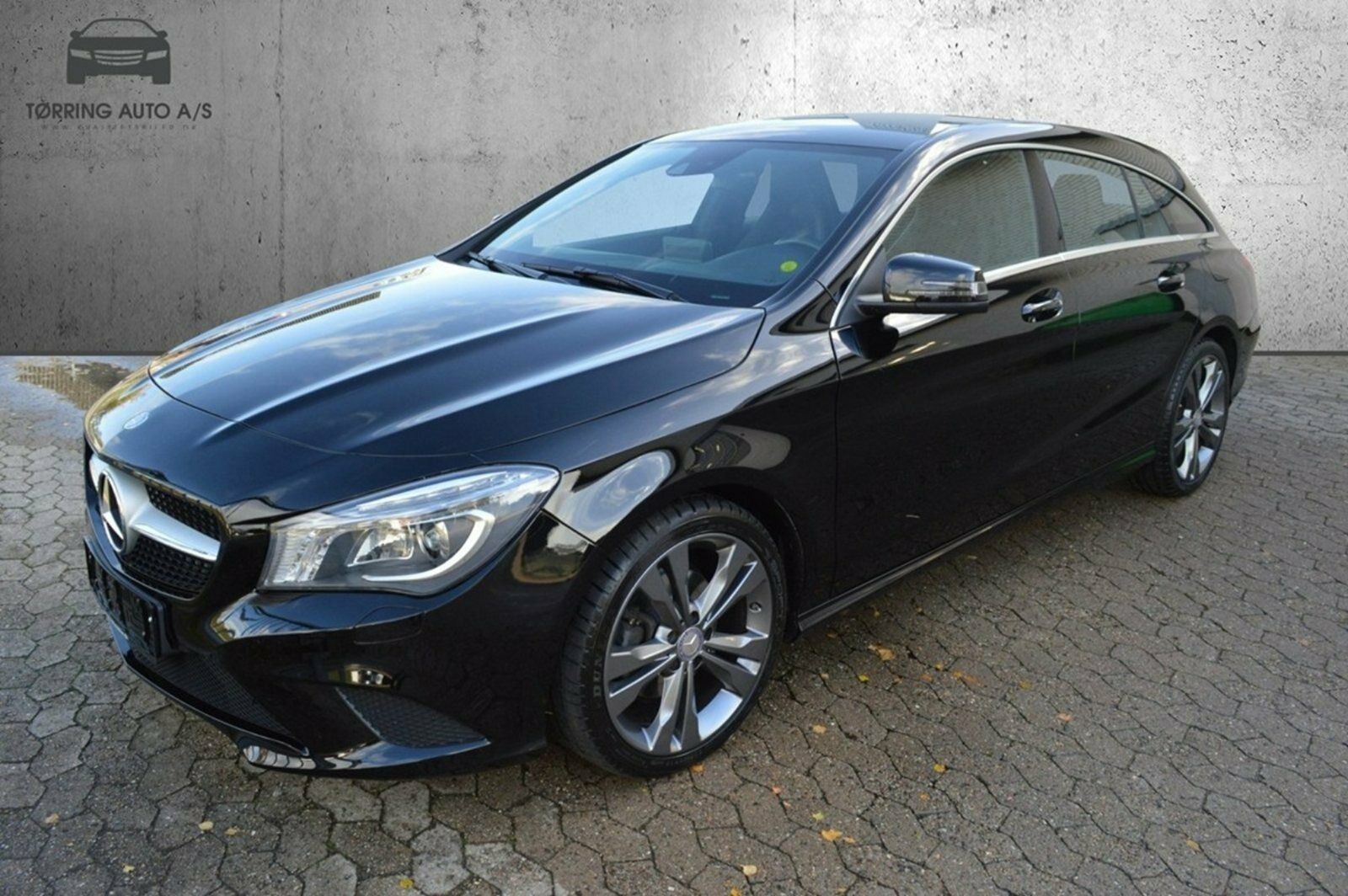 Mercedes CLA200 1,6 SB 5d - 289.900 kr.
