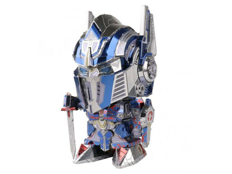 Transformers Head Optimus Prime modellismo