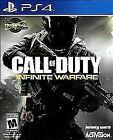 Call of Duty: Infinite Warfare (PlayStation 4, 2016)