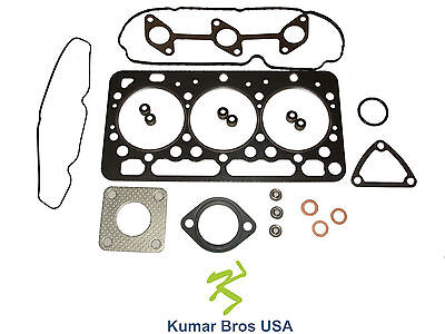New Kubota D902 Upper Gasket Kit