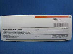 Abbott IMX MEIA Mercury Lamp 8379 01