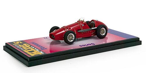 Kings Modellls 1 43 1953 Ferrari 500 F2  11 Charterhall WJC Trophy Bobbie Baird