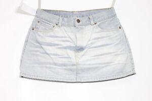 Mini-jupe-Levi-039-s-671-Code-MN111-taille-M-jeans-d-039-occassion-vintage-en-jeans