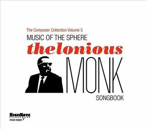 Various-Artists-Music-of-the-Sphere-Thelonious-Monk-Songbook-Various