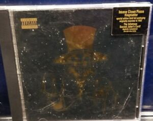 Insane Clown Posse - The Ringmaster CD IN02 Press ICP twiztid juggalo esham
