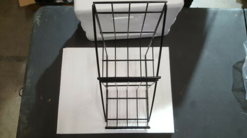 Brand New Gum Candy and Snack Metal 2 Shelf Counter Display Rack