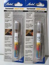 Markal 86517 200f Temp 38 Tip Size Temperature Indicator Stick Lot Of 2