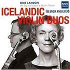 Icelandic Violin Duos (2013)