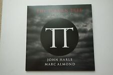 MARC ALMOND + JOHN HARLE - THE TYBURN TREE HAND SIGNED RECORD LP AUTOGRAPHED