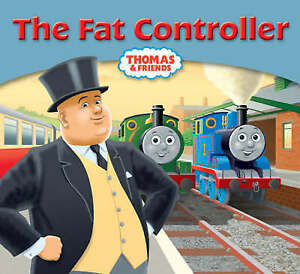 The-Fat-Controller-Thomas-Story-Library-Acceptable-Fast-Delivery
