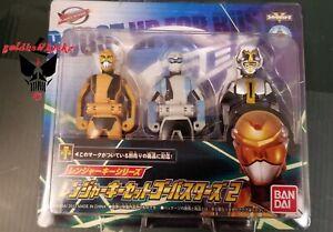 Tokumei Sentai Go-Busters Sentai Hero Series 05 Stag Buster JAPAN