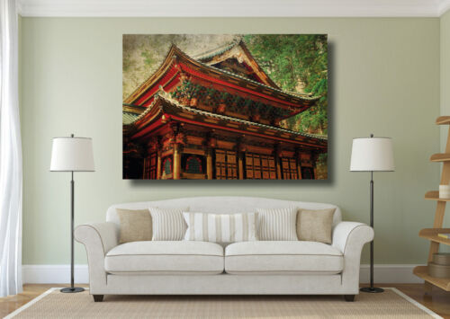 A0 A1 A2 A3 Maxi Chinese Temple Large Poster Wall Art Print