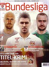 2016 Fruhjahr Austria Bundesliga Journal Austrian Football Season Preview