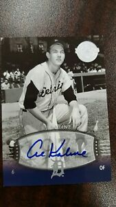 2004-AL-KALINE-Auto-SP-72-UD-Timeless-Teams-Short-Print